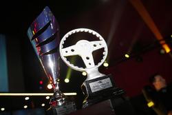 Trofeos del Race Off