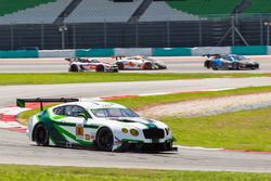 #6 Bentley Team Absolute Bentley Continental GT3: Adderly Fong, Andrew Palmer