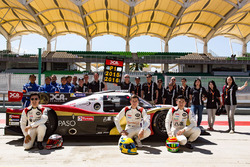 Campioni LMP3 2016 David Cheng, Ho-Pin Tung, Thomas Laurent, DC Racing