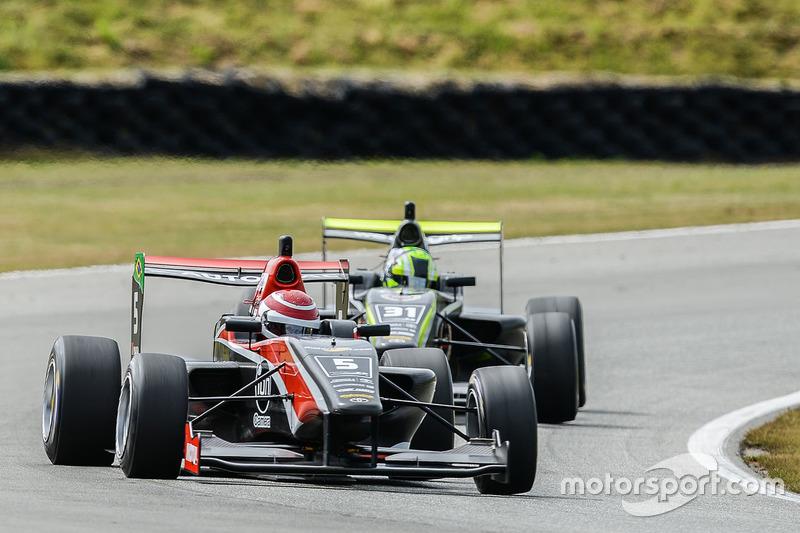 Pedro Piquet en Lando Norris