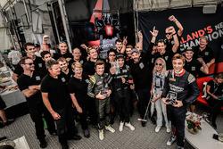 Winner: Pedro Piquet, second place Lando Norris, third place Artem Markelov