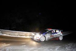 Bryan Bouffier, Victor Bellotto, M-Sport 福特Fiesta WRC