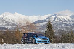 Элфин Эванс и Крэг Перри, M-Sport Ford Fiesta R5