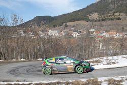 Simone Tempestini, Matteo Chiarcossi, Citroën DS3 R3T