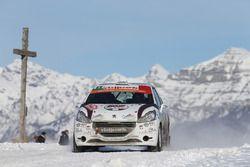 Enrico Brazzoli, Maurizio Barone, Peugeot 208
