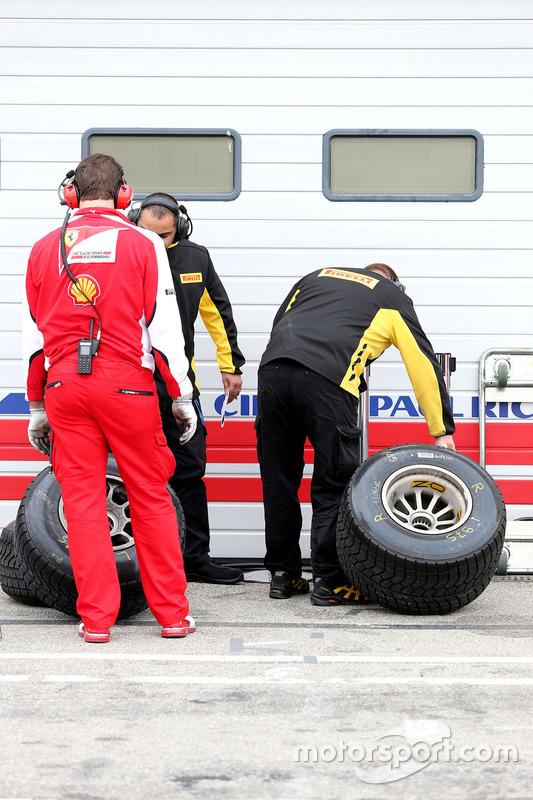 Pirelli-Ingenieure