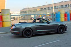 福特Mustang GT Convertible测试