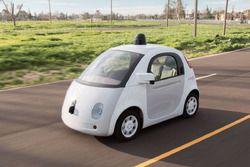 Das Google-Auto
