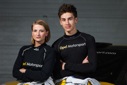 Katrin Becker, Chris Ingram, Opel Motorsport