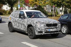 Spyshots du BMW X3 2018