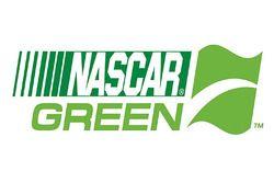 NASCAR Yeşil logo
