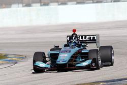 #28 Andretti Autosport: Dalton Kellett