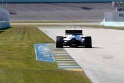 #77 Schmidt Peterson Motorsports w/Curb-Agajanian : Santiago Urrutia