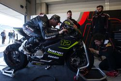 Xavi Fores, Barni Racing