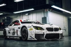 The 100th anniversary BMW M6 GTLM