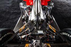法拉利F2001 V10 Tipo 050引擎