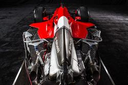 Motore V10 Tipo 050, Ferrari F2001