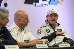 Bobby Rahal and Bill Auberlen