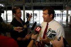 Joie Chitwood III, President, Daytona International Speedway