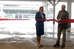 Lesa France Kennedy, CEO, International Speedway Corporation and Jim France, Chairman of the Board, International Speedway Corporation