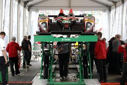 Джек Хоуксворт, Крис Камминг, Ренгер ван дер Занде и Алекс Попов, #8 Starworks Motorsports ORECA FLM