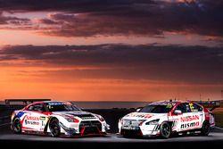 Nissan Motorsports renk düzeni