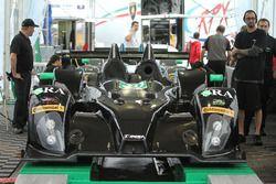 #20 BAR1 Motorsports ORECA FLM09 Chevrolet