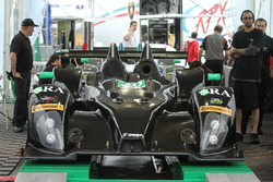 Джони Моулем, Брайан Адлер, Марк Драмрайт и Лукас Ауэр, #20 BAR1 Motorsports Oreca FLM09
