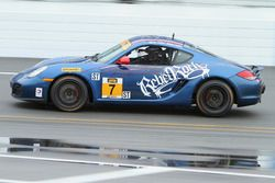 #7 Rebel Rock Racing Porsche Cayman: Jim Jonsin, Mike Mathe