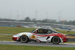 #18 RS1 Porsche Cayman: Aaron Song, Remo Ruscitti