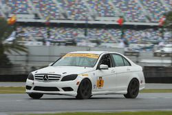 #5 Schmidt Motorsports Mercedes C-300: Max Schmidt