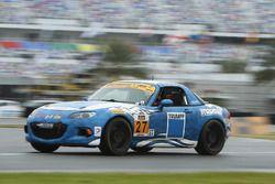 #27 Freedom Autosport Mazda MX-5: Britt Casey Jr., Danny Bender