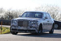 Rolls-Royce Phantom spyfoto