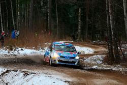 Михаил Скрипников и Алексей Крылов, Renault Clio R3