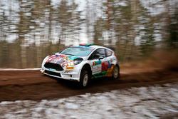 Алексей Лукьянюк и Евгений Червоненко, Ford Fiesta R5