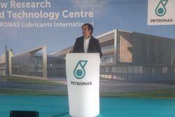 Giuseppe D'Arrigo, Capo regionale di Petronas Europa