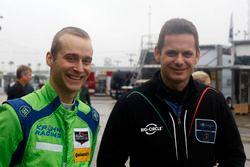Christopher Haase y Marc Basseng