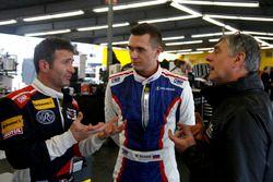 Михаил Алёшин, #37 SMP Racing BR01 Nissan