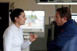 #0 Panoz DeltaWing Racing DWC13: Katherine Legge