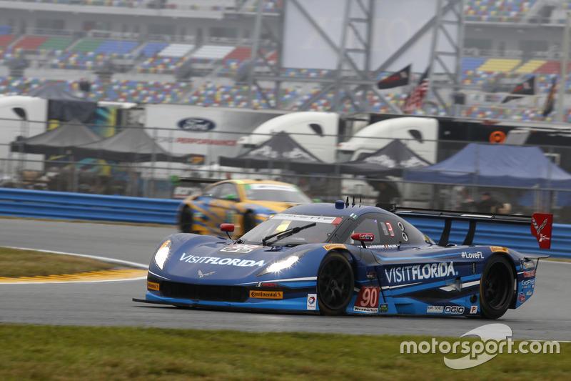 2016: 24 Horas de Daytona - 2º lugar