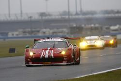 Кристина Нильсен, Алессандро Бальцан, Роберт Ренуэр и Джефф Сигал, #63 Scuderia Corsa Ferrari 458 It