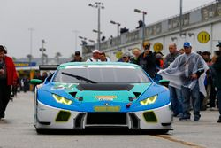 Эмануэле Буснелли, Джим Михаелян и Джозеф Туссэн, #21 Konrad Motorsport Lamborghini Huracan GT3