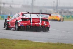 #68 Scuderia Corsa Ferrari 488 GTE: Alessandro Pier Guidi, Alexandre Prémat, Daniel Serra, Memo Roja