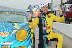 Ganador de la pole Matt Plumb, Rum Bum Racing