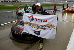 Поул в классе GTD - Норберт Зидлер, #73 Park Place Motorsports Porsche GT3 R