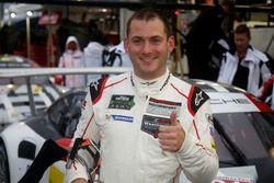 Pole GTLM - #911 Porsche Team North America Porsche 911 RSR: Nick Tandy
