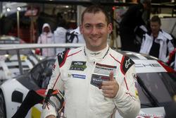 Поул в классе GTLM - Ник Тэнди, #911 Porsche Team North America Porsche 911 RSR