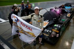 Pole PC - #20 BAR1 Motorsports Oreca FLM09: Johnny Mowlem