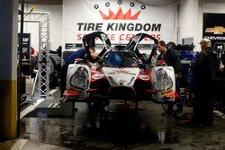 #60 Michael Shank Racing with Curb/Agajanian Ligier JS P2 Honda: John Pew, Oswaldo Negri, A.J. Allmendinger, Olivier Pla