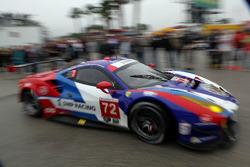 #72 SMP Racing Ferrari 488 GTE: Viktor Shaitar, Andrea Bertolini, Gianmaria Bruni, James Calado